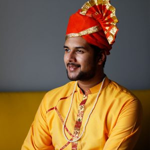 Yellow Colour Full sleeves Traditional Kurta