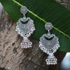 Afghani-Tribal-Party-Wear-Earrings