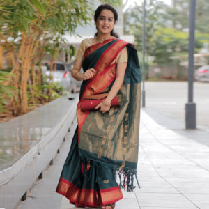 paithani-green-colour-sari-by-swapnagandha-collection-in-pune