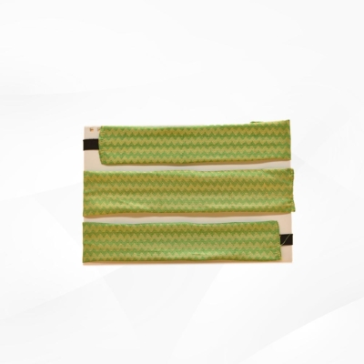 Green colour Hair Band (Pack of 3)